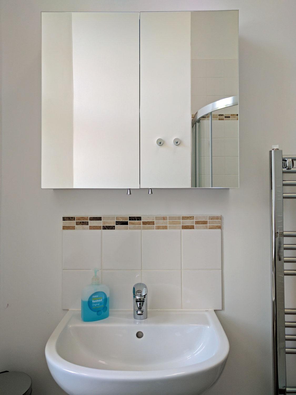 2 The Woodlands Shower Room