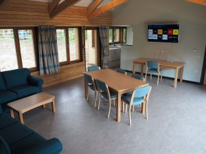 Woodlands Lounge - Meeting Space