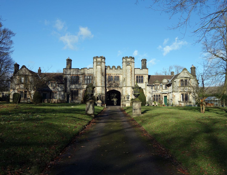 Entrance to Thornbridge Outdoors