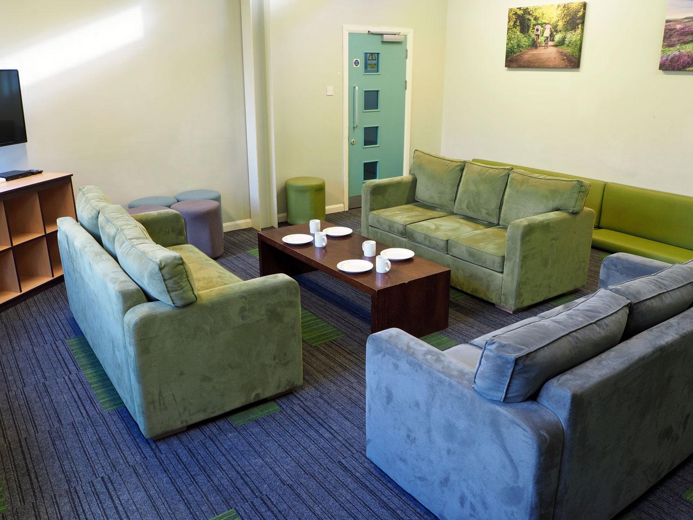 Thornbridge Outdoors, Lodge, Lounge