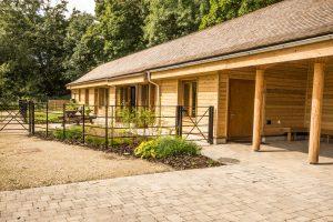 Thornbridge Outdoors, Woodlands, Exterior
