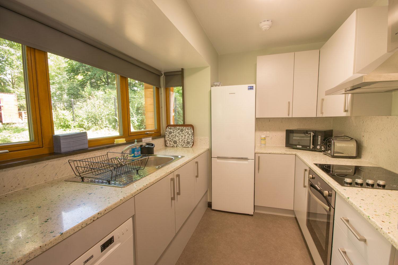 Thornbridge Outdoors, Woodlands, Kitchen