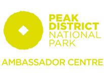 Peak District National Park Ambassador Centre Logo