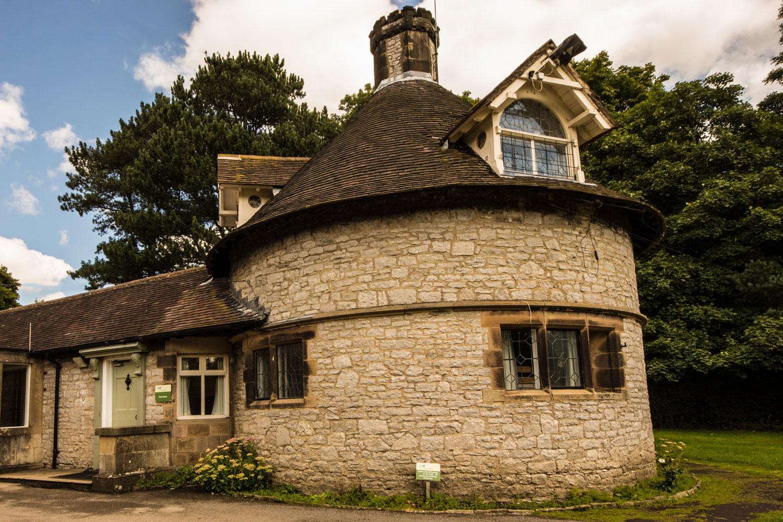 Thornbridge Outdoors, Farm House, Exterior