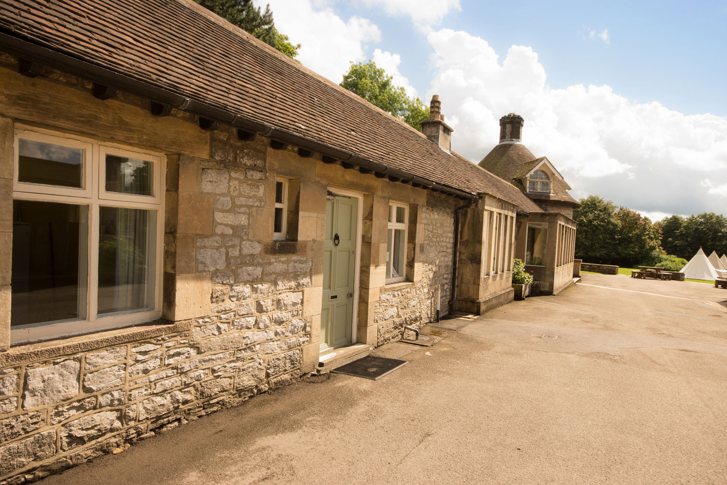 Thornbridge Outdoors, Farm House, Exterior