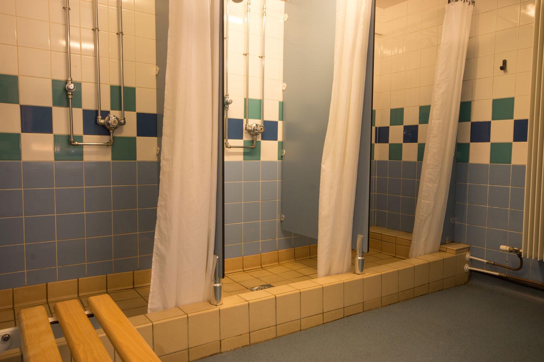 Thornbridge Outdoors, Farm House, Female Toilet and Showers