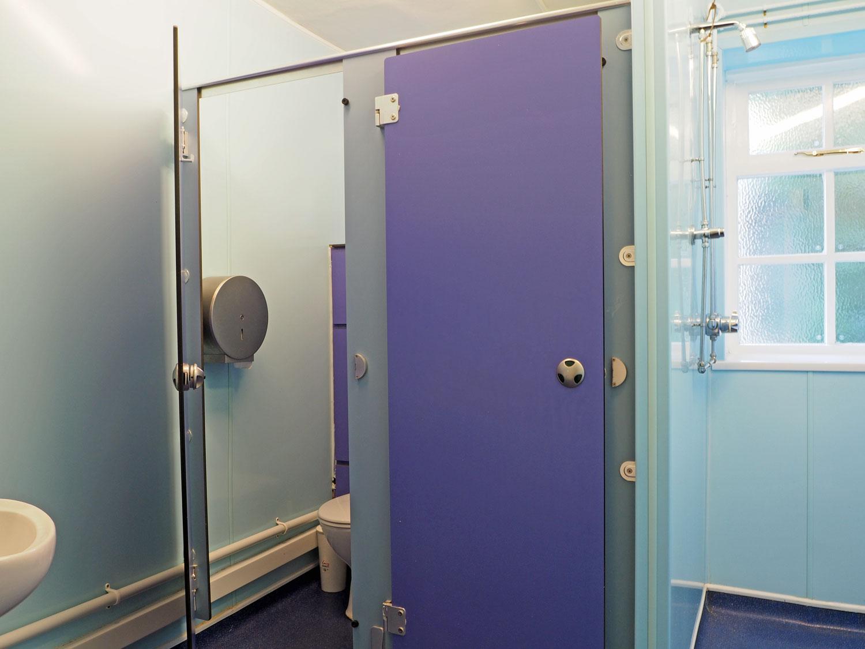 Thornbridge Outdoors, Farm House, Male Toilet and Showers