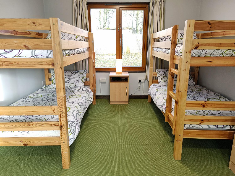 Thornbridge Outdoors, Woodlands, Accessible Bedroom