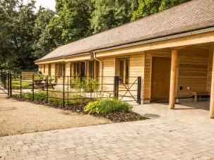 Thornbridge Outdoors, Woodlands Accessible Accommodation