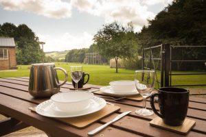 Thornbridge Outdoors, Woodlands, View