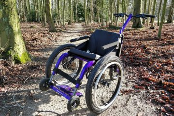 Accessible Mountain Trike