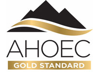 AHOEC Gold Standard Logo