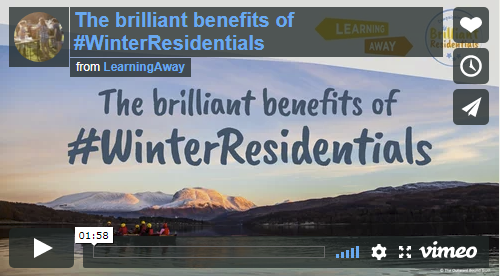 #WinterResidentials Video
