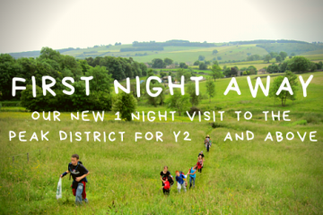 One month until students visit for their First Night Away
