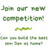 Activity Week 1 – Mini Dens
