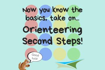 Activity 13 – Orienteering Second Steps