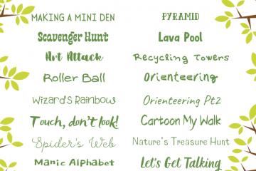 Activities 1-16: Downloads